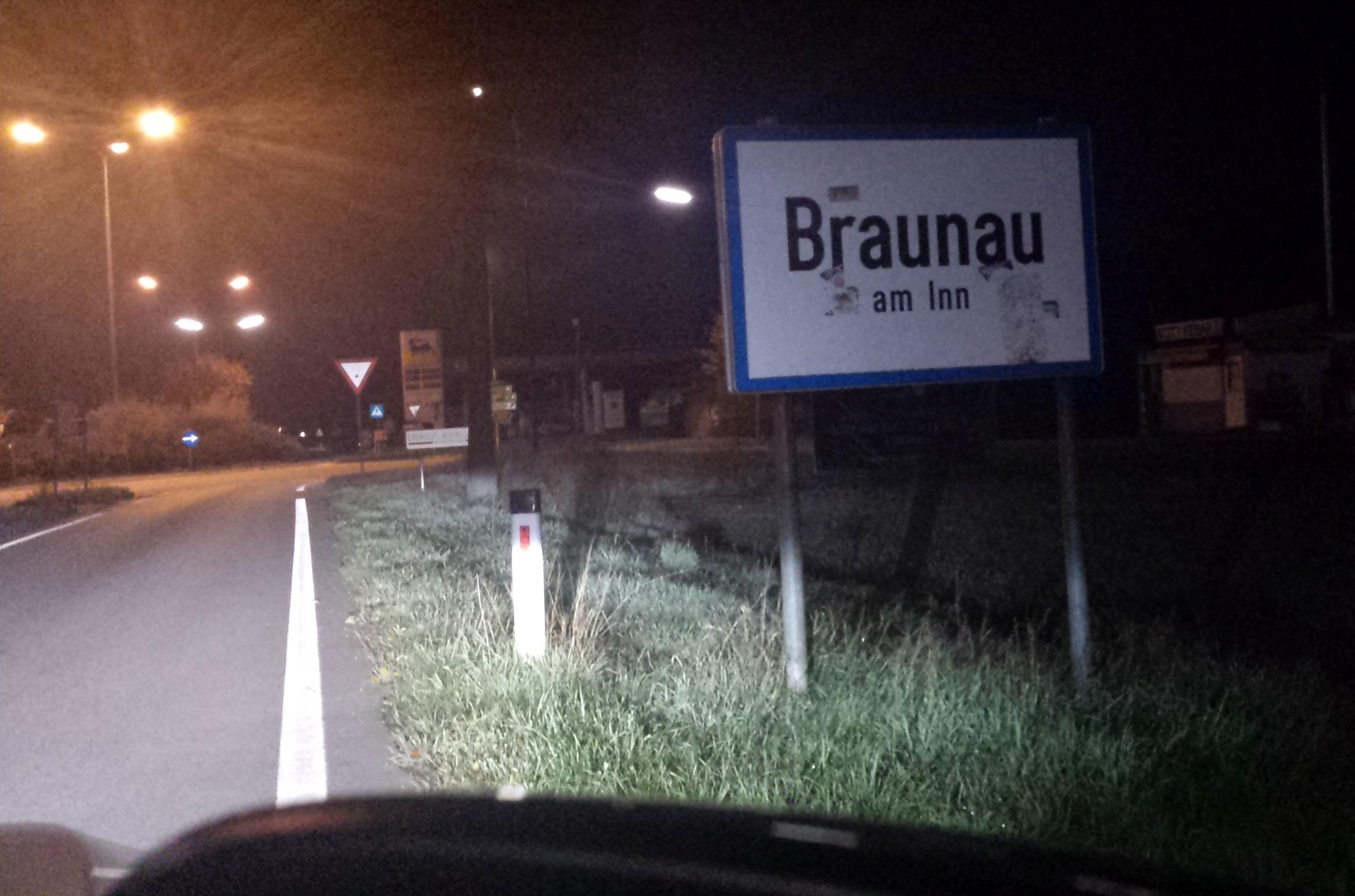 Tag 13: Braunau / Simbach