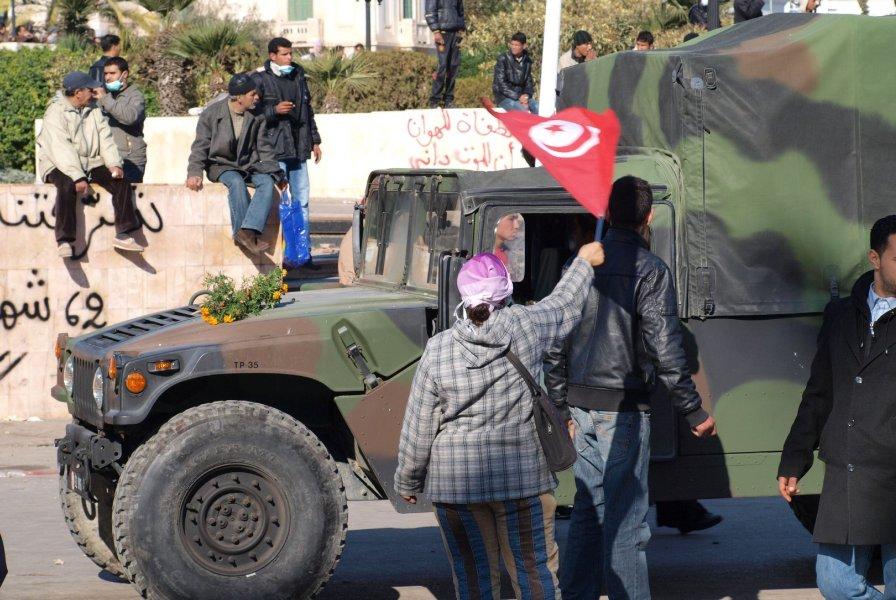 Versinkt Tunesien im Chaos?