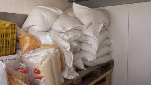 42 Halbe Tonne Reis