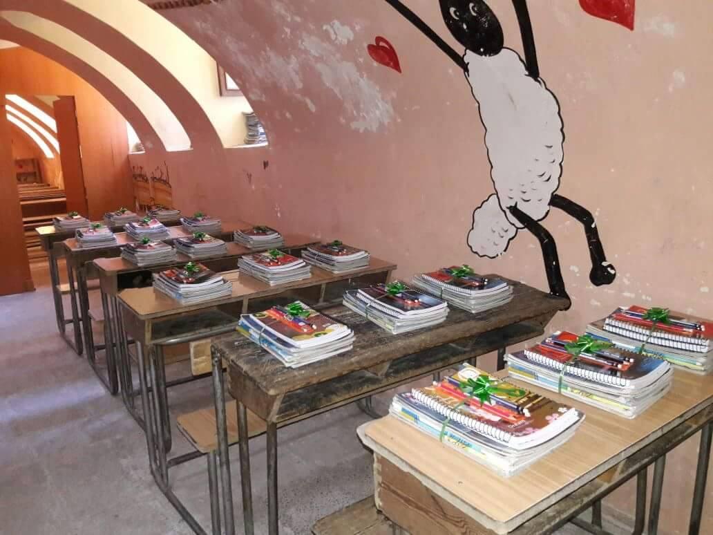 Aleppo – Schulen aus dem Untergrund