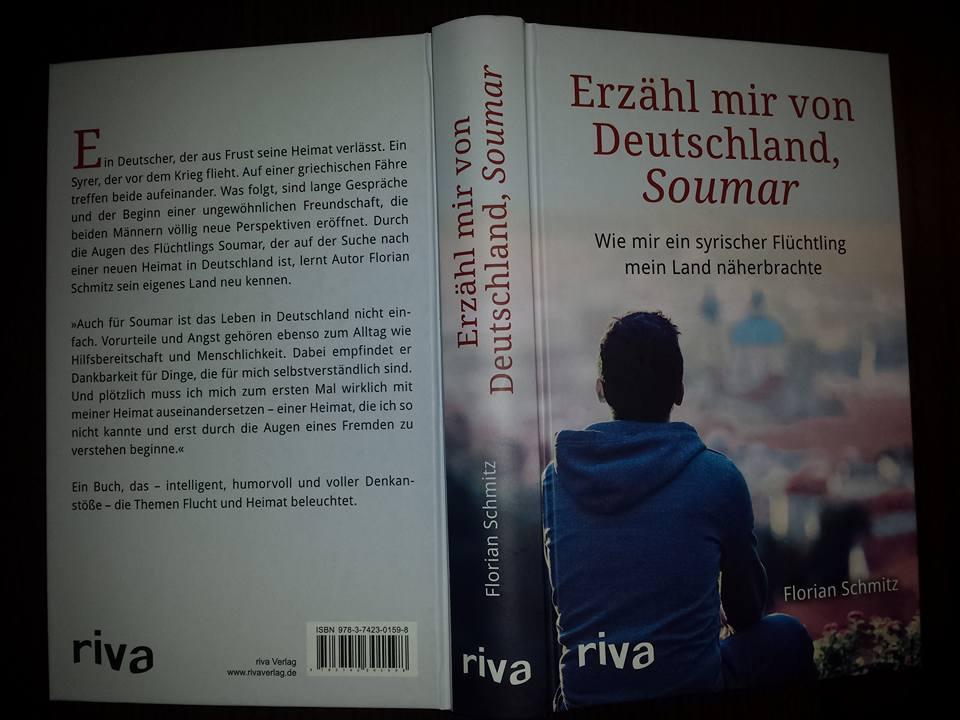 Erzähl mir von Deutschland, Soumar Buchcover